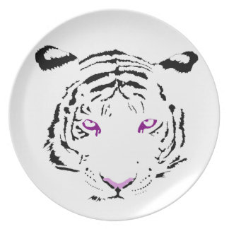 Tiger Face Plate