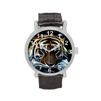 Tiger face wristwatch