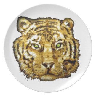 tiger face wood transparent.png melamine plate
