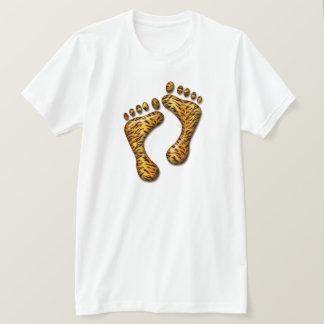 Tiger Feet T-Shirt