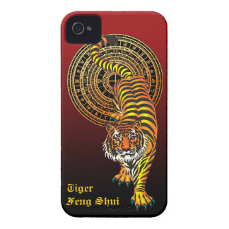 Tiger Feng Shui iPhone 4 Case