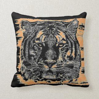 Tiger Fine Art 2 - Pillow