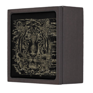 Tiger Fine Art 3 - Gift Boxes