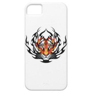 Tiger Fire iPhone SE/5/5s Case