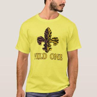Tiger Fleur de lis Apparel T-Shirt