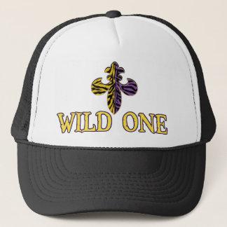 Tiger Fleur de lis Gifts Trucker Hat