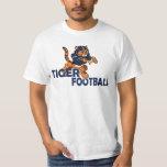 Tiger Football Shirt