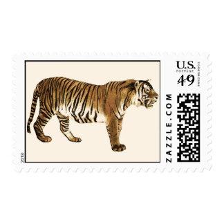 Tiger Free Spirit Postage