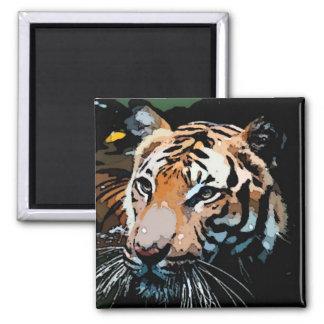 Tiger Freedom Magnet