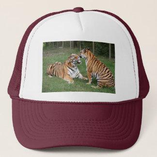 Tiger Friends-007 Trucker Hat