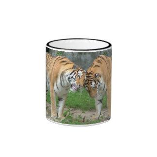 Tiger Friends Coffee Mug