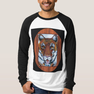 tiger, full face T-Shirt