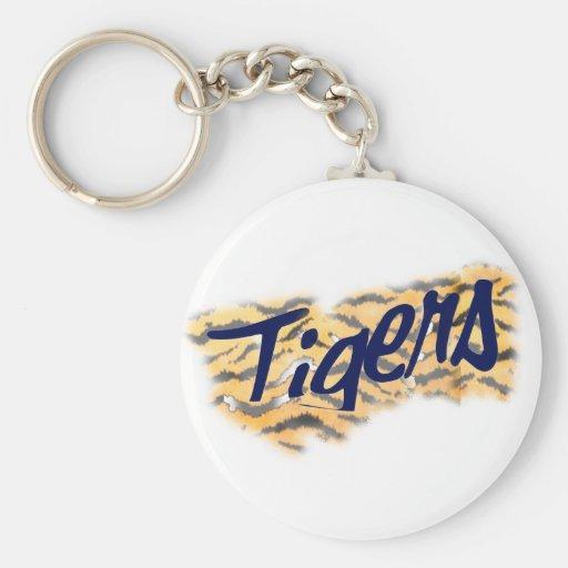 tiger fun keychain
