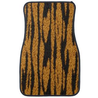 Tiger Fur Design Car Mat