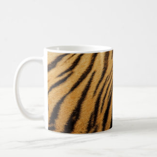 Tiger Fur Stripes Coffee Mug