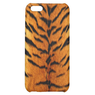 """Tiger """"Fur"""" Stylish Trendy Chic iPhone4 SpeckCase Cover For iPhone 5C"""