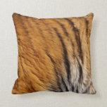 Tiger Fur Wildlife Big Cat Photo-sample Pillow