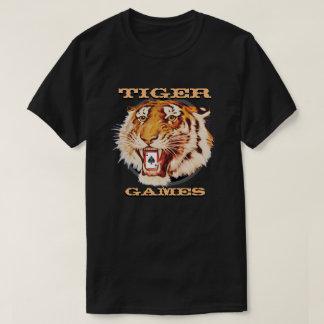 Tiger Games Gaming T-Shirt