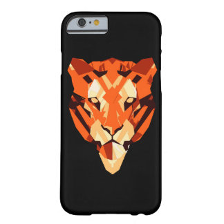 Tiger Geometric Design iPhone Cover Barely There iPhone 6 Case