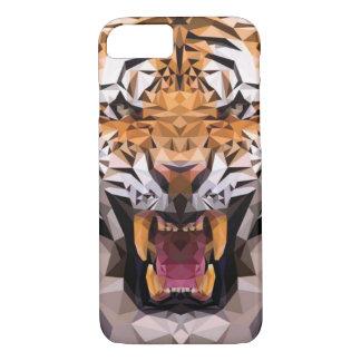 Tiger Geometric iPhone 7 Case