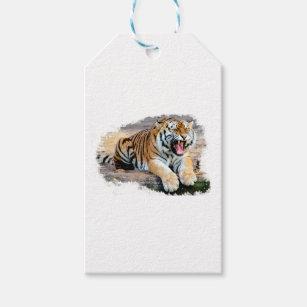 Tiger Gift Tags