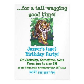 Tiger Gifts & Accessories Magnetic Card
