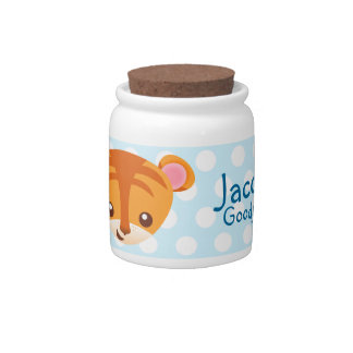 Tiger Goody Jar