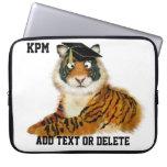 Tiger Graduation Sleeve - SRF Laptop Sleeves