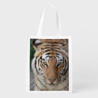 Tiger Grocery Bag
