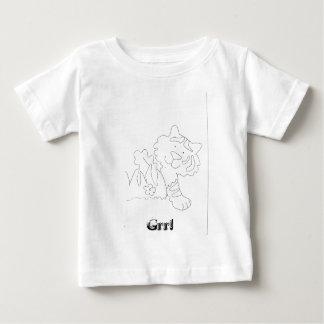 Tiger, Grr! Baby T-Shirt