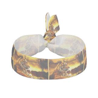 Tiger Hair Tie