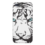 Tiger Head Blue Eyes Cover For iPhone 5