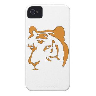 Tiger Head Case-Mate iPhone 4 Case