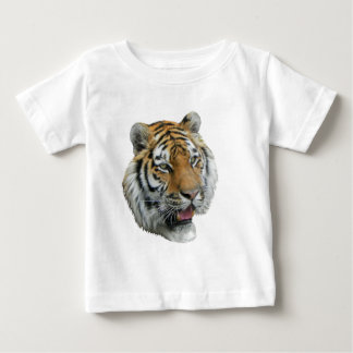 Tiger Head Clothing and Gifts Baby T-Shirt