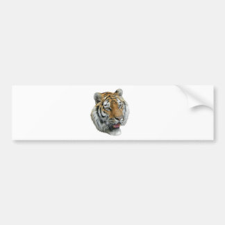 Tiger Head Clothing and Gifts Bumper Sticker