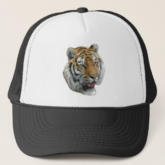 Tiger Head Clothing and Gifts Trucker Hat