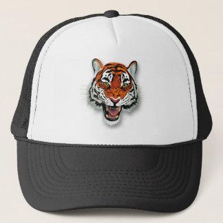 Tiger Head Hats