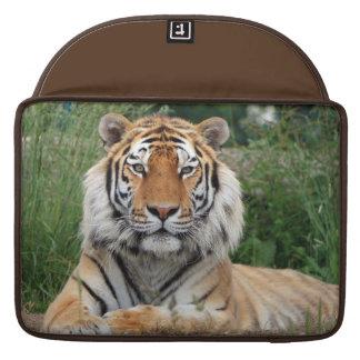 Tiger head male beautiful photo macbook air sleeve sleeves for MacBooks