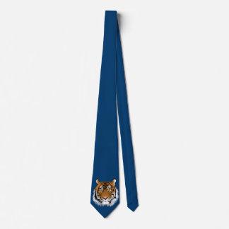 Tiger Head Tie