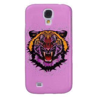 Tiger Head, Tiger Artwork ,Wild Cat, Animal Art HTC Vivid Cases