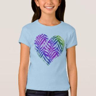 Tiger Heart 4 Kids T-Shirt