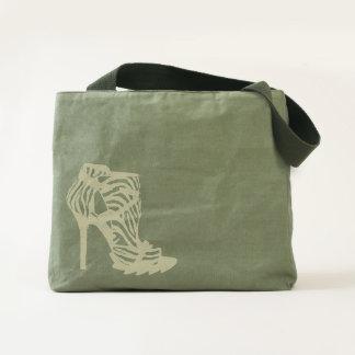 TIGER HEELS SUPER BAG/TOTE FASHION WALK TOTE