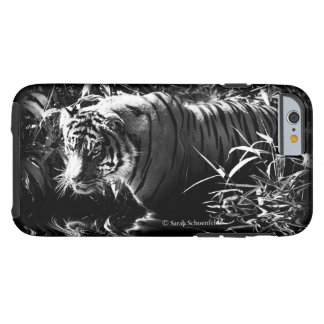Tiger Hunting by Moonlight Phone Case Tough iPhone 6 Case