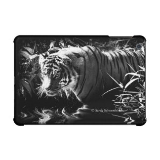 Tiger Hunting by Moonlight Phone Case iPad Mini Retina Case