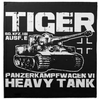 Tiger I Cloth Napkin