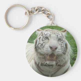 Tiger -  I Watching You... Keychain