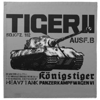 Tiger II Cloth Napkin