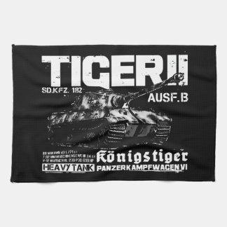 Tiger II Kitchen Towels