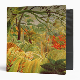Tiger in a Tropical Storm  1891 Binder