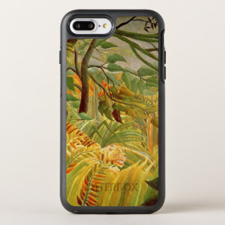 Tiger in a Tropical Storm  1891 OtterBox Symmetry iPhone 8 Plus/7 Plus Case